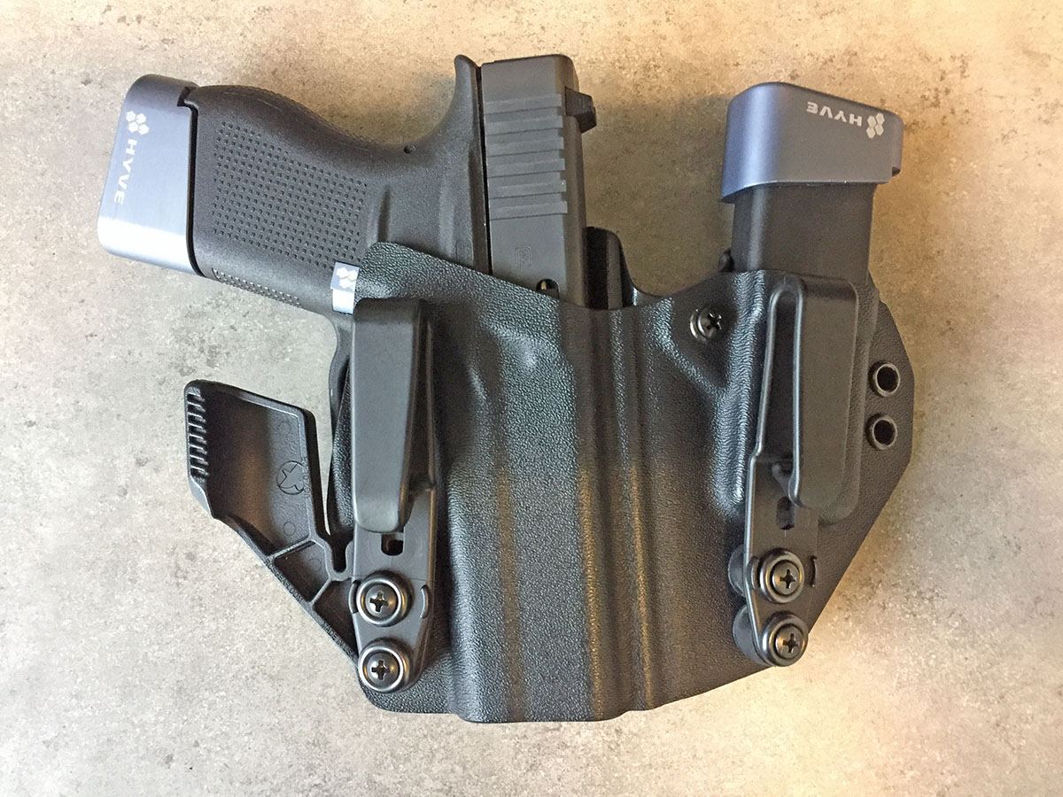 Digtherig brian and his glock 43 in a las concealment for Same day custom t shirts near me
