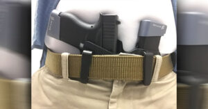 #DIGTHERIG – Brian and his Glock 43 in a LAS Concealment Ronin 2.0 Holster