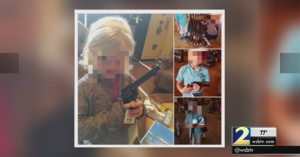 Gun Control Advocates Lose It After School Field Trip Photos Surface