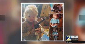 Gun Control Advocates Lose It After School Field Trip Photos Surface