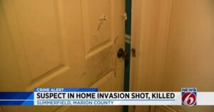Four Intruders Enter Home, Hurt Dog, Couple Works As A Team To End The Assault