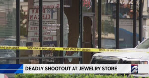 Tip To Thugs: You Don't Try And Rob A Jewelry Store, Because Someone Is Likely To Be Armed