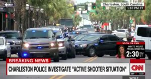 [BREAKING] Armed Disgruntled Employee Holding Hostages In Charleston, SC Restaurant, Critically Wounded By Police