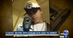 #THUGLIFE – Teen Thug Wannabe Posts Selfie With Stolen Gun On FB, Earning Him A Stupid Award And A Ticket To Prison