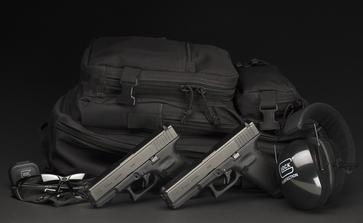 First Look at the New GLOCK 17 and 19 Gen 5 Pistols