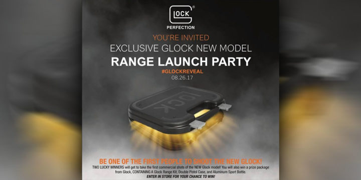 Glock gen 5 reveal august 2017