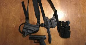 #DIGTHERIG – John and his Walther CCP in a Survival Sheath and Comp-tec Holster