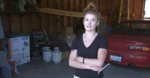17-Year-Old Girl Pulls Gun On Home Intruder