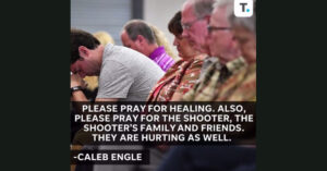 Man Storms Church And Shoots Multiple People, Is Then Stopped By Armed Usher