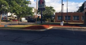 Three Armed Taco Bell Employees Open Fire On Armed Robbers
