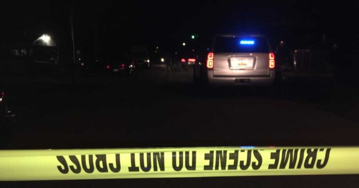 Armed Man Shot by Neighbor After Acting Irrationally and Breaking into Residence