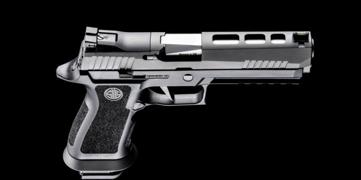 Sig Sauer P320 X-FIVE Pistol Specifications – Concealed Nation