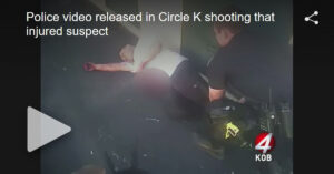 Video Released Of Suspect Being Shot By Employee At Circle K, Employee Fired