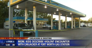 Good Samaritan Sees Carjacking In Progress, Shoots Suspect