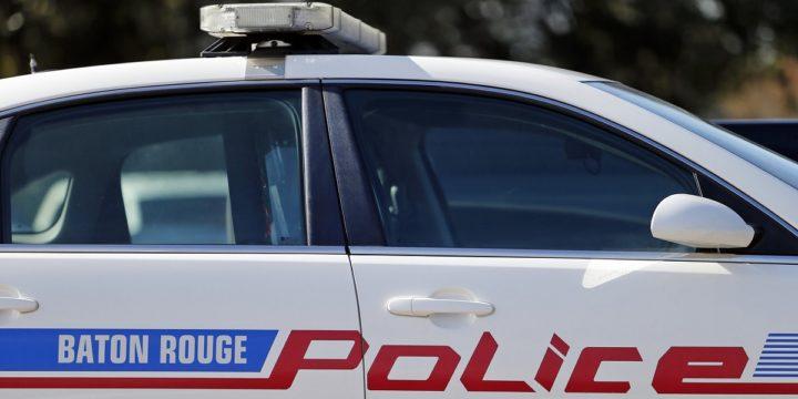 Baton rouge police car