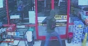 Surveillance Video Released Of Customer Shooting And Killing Armed Robber