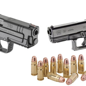 Adopting pistol ammo