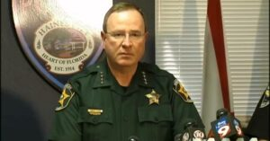 Sheriff Urges Citizens To Carry Firearms Following Texas Mass Shooting