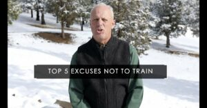 The Top 5 Excuses NOT To Train *WATCH*