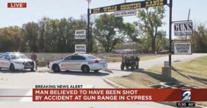Man Killed By Gun Range Employee Due To Negligent Discharge