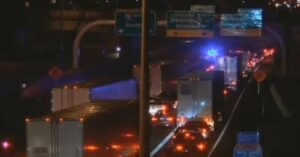 Is This A DGU Scenario? Teens Throwing Sand Bags From Overpass, Killing Passenger In Vehicle