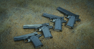 Video: The Springfield Armory RO Elite 1911 Pistol Family