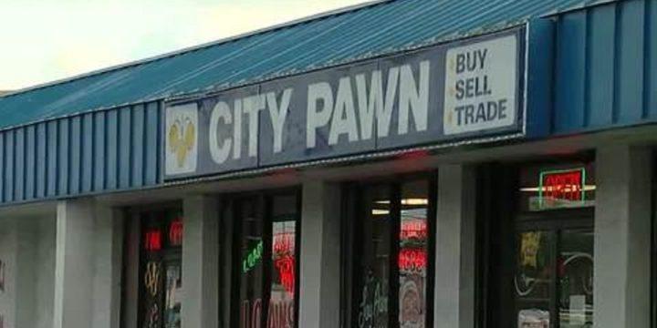 City pawn