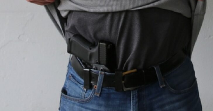 Chicago Concealed Carrier Shoots Man Trying To Rob Him