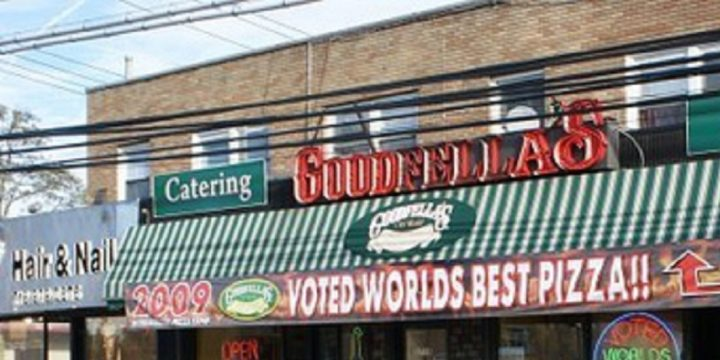 Goodfella s pizza