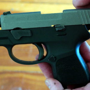 Sig Sauer P250 sub compact