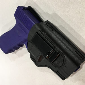 Safariland model 17 and model 557 holsters