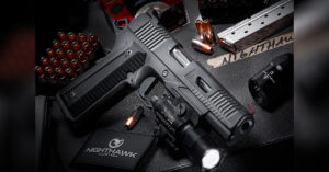 Nighthawk Announces The Agent 2 1911 Pistol