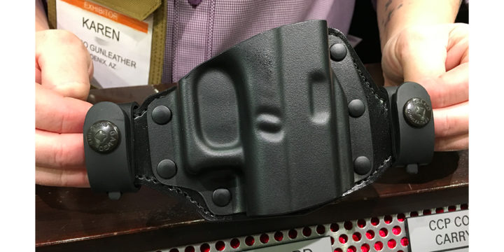 Galco Quick Slide Gen 2 Concealed carry holster