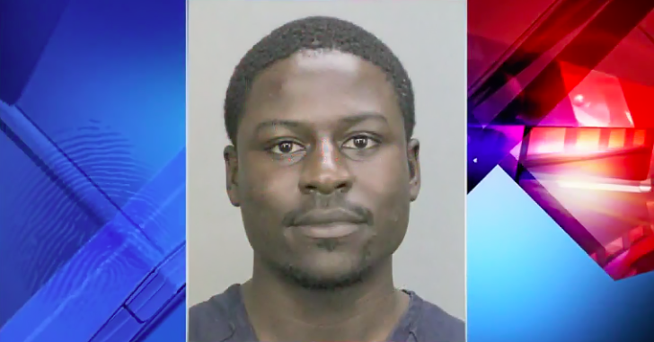 Frank Johnson was out walking his dog before dawn in Tamarac, Florida, on Saturday morning when he ran across a man trying to break into his neighbors' cars. So he did exactly what police tell you to do when you witness a crime in progress. He made his way home and dialed 911. But before Broward County deputies could arrive, the burglar, Walder Saintelus, got to Johnson's car and tried to force his way in. That's when the 64-year-old Tamarac, Florida man deviated from recommended protocols…he went outside and confronted Saintelus.