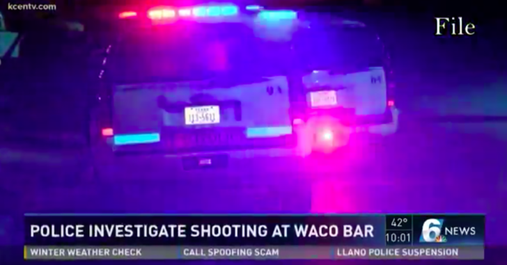 Waco Police are investigating the scene of a shooting at Mr. Magoos Bar in Waco Sunday morning after a man got upset when last call was announced and proceeded to shoot a firearm inside the bar.