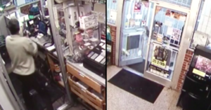 North Carolina Clerk Pulls Shotgun on Robber…You Know What Happened Next