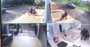 Watch What This Guy Does After Finding A Trio Of Robbers In His Home