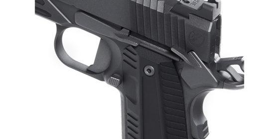 Nighthawk Custom Releases Agent 2 Pistol
