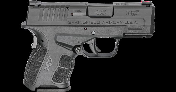 Springfield Armory XD-S Mod.2 .45 ACP single stack pistol