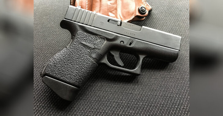"The ""best"" concealed carry gun for me is the GLOCK 43 9mm pistol."