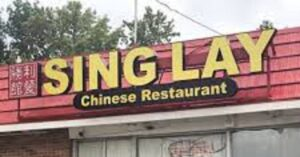 Robbery at Chinese Restaurant Leaves Robber With No Takeout