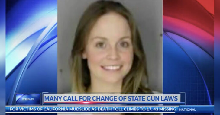 A Colorado woman was arrested Wednesday for attempting to bring a handgun on a flight. Haley Leach, 28, was arrested after she tried to declare a handgun before checking into her Southwest flight. Leach doesn't possess a New York State pistol permit and was charged with criminal possession of a weapon.