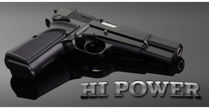 The Browning Hi-Power semi-auto pistol has been discontinued