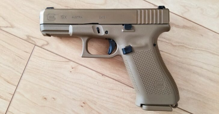 [FIREARM REVIEW] GLOCK 19X for Concealed Carry