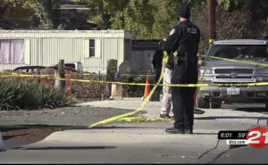 A Crook County grand jury has determined that a Prineville man was justified in fatally shooting an angry acquaintance who demanded to come into his home and thew a patio chair through his front window last October, District Attorney Wade Whiting announced Tuesday.