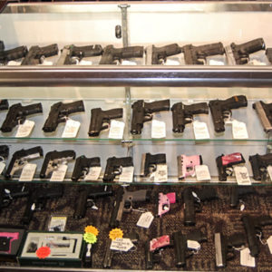 What to look for when buying a used gun