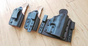 New Holster Design Released Today, And It's Comfy And Practical