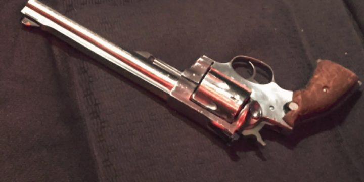 44 revolver