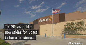 Walmart & Dick's Are Being Sued By A 20-Year-Old For Their New Age Restrictions On Firearms