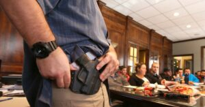 Colorado Permitless Concealed Carry Bill Dies